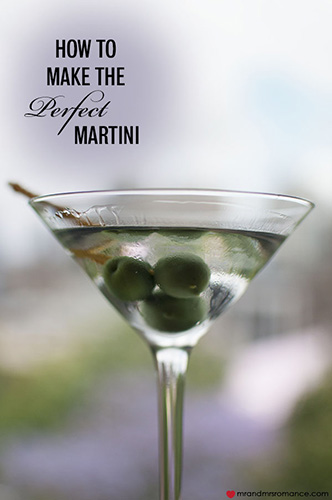 How-to-make-the-perfect-martini