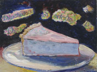 Psychedelic Pi - Tribute to Wayne Thiebaud
